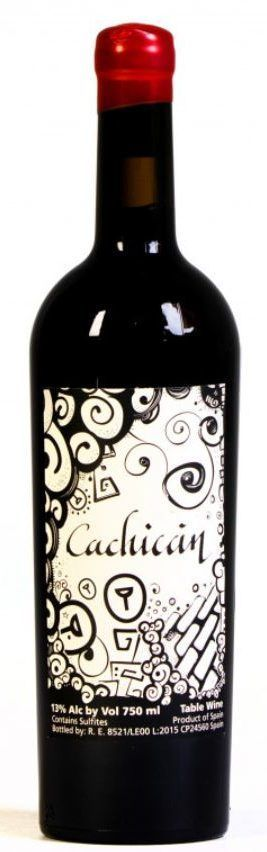 Demencia Wines Tinto Cachican